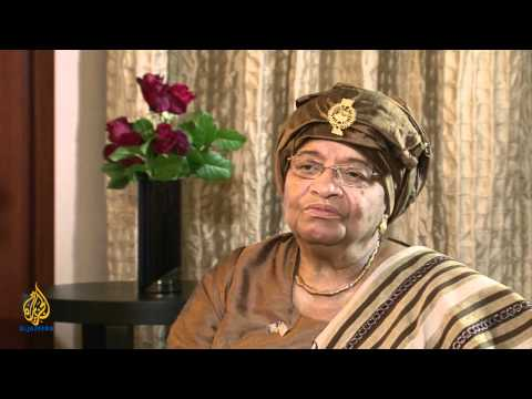 Frost Over the World - Ellen Johnson-Sirleaf and Liberia's future