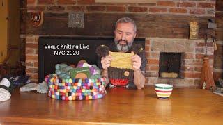 Vogue Knitting Live NYC