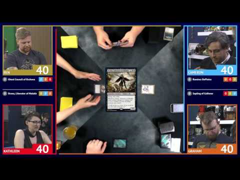 AFK — Magic: The Gathering - Commander