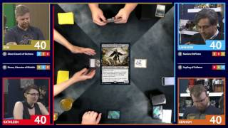 AFK — Magic: The Gathering - Commander