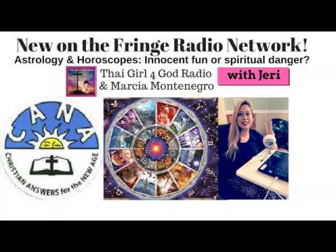 Ex-astrologer, Marcia Montenegro: What Your Horoscope Doesn't Tell You!