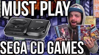 AWESOME Sega CD Games You HAVE To Play! | RGT 85