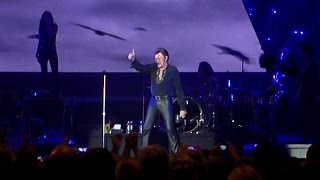 Johnny Hallyday - Quelque Chose De Tennessee Live @ AccorHotels Arena, Paris, 2015 HD