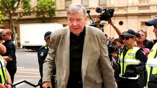 Cardinal George Pell sentenced to 6 years in prison