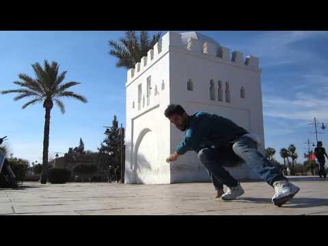 Bboy Mikelong - Morocco Trip [Marrakech 2014]