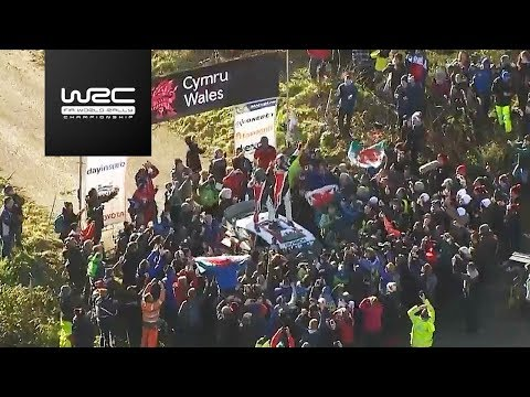 WRC - Dayinsure Wales Rally GB 2017: Highlights Stages 19-21