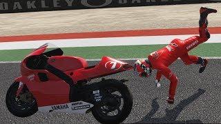 MotoGP 17 - Crash Compilation #6 (PC HD) [1080p60FPS]