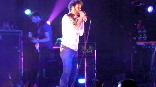 Passion Pit - Swimming In The Flood (Live)