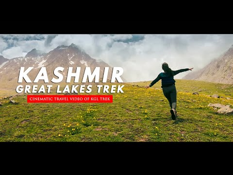 Escape To KASHMIR - A Travel Film | GoPro Hero 6 | FeiyuTech Gimbal G5