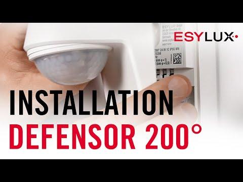 bewegungsmelder-(außen)-defensor-md-200°-einfach-installieren-i-esylux-i-montage-&-installation