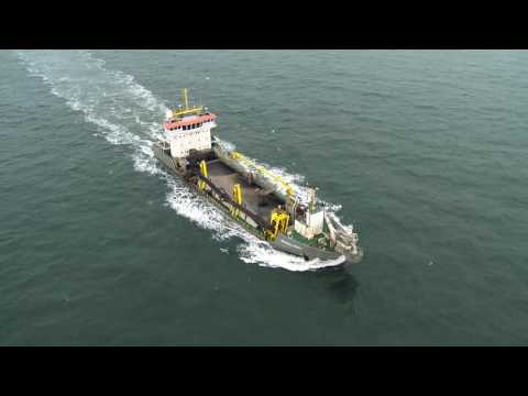 Boskalis: Capabilities trailing suction hopper dredger