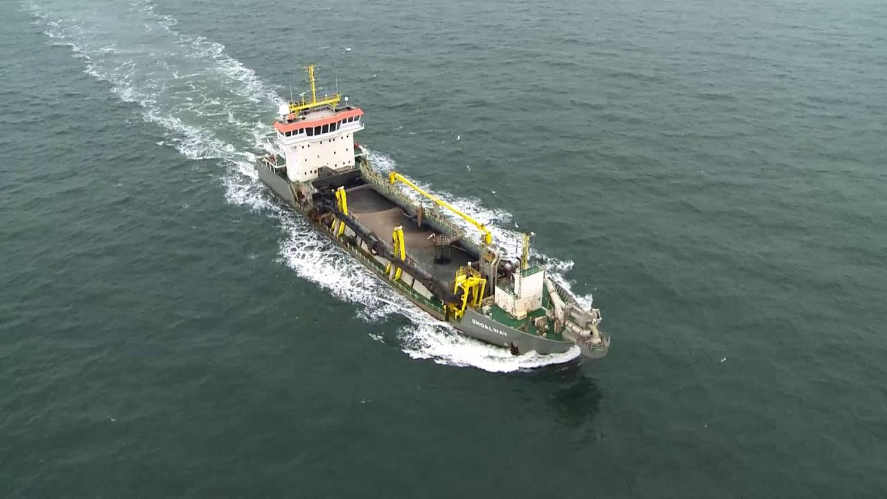 Video Showing Capabilities of Trailing Suction Hopper Dredgers