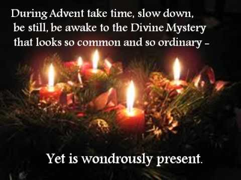 advent a time of preparation youtube
