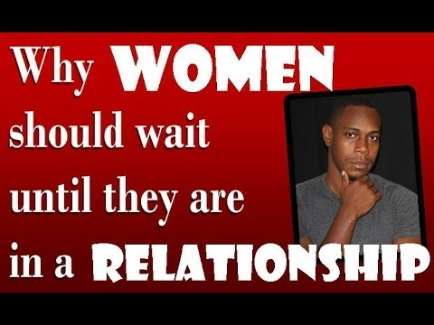 Should a woman wait for a civil husband from prison 66
