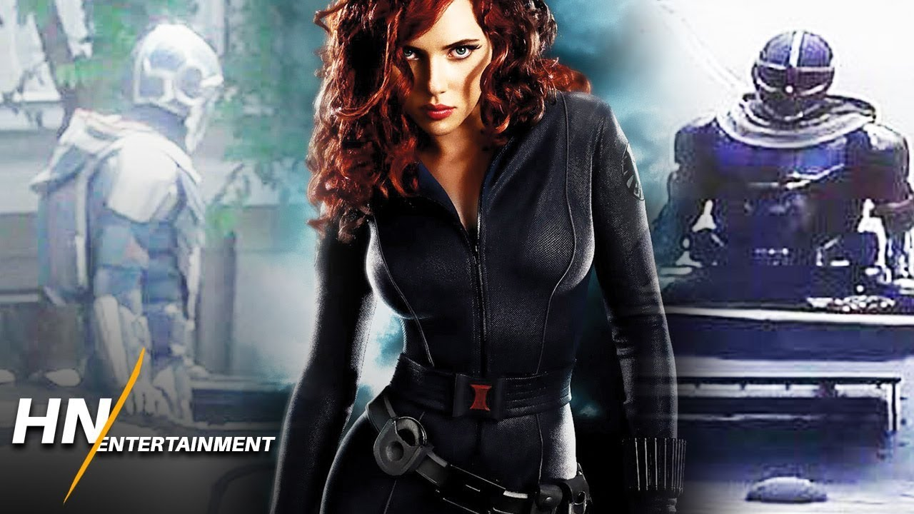 Leaked First Look At Taskmaster On Set Of Black Widow Movie