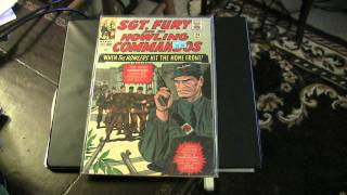 Sgt Fury Marvel Comics