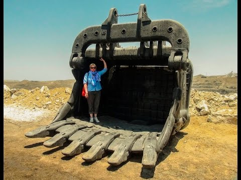 Rossing Uranium Mine tour from Swakopmund in Namibia | Тур на урановую шахту Россинг в Намибии
