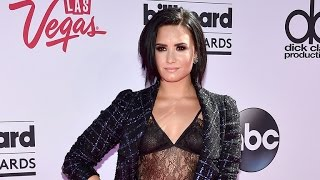 Demi Lovato Supports Transgender Community During Billboard Music Awards Performance