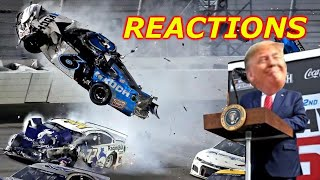 2020 Daytona 500 Reactions