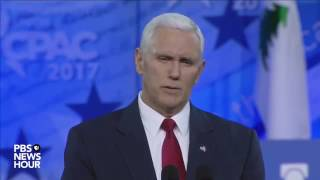 Mike Pence's powerful bible verse