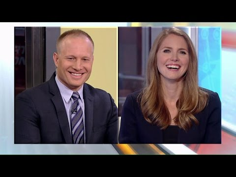 """Happening Now"" host Jenna Lee super excited to see husband on ""Outnumbered"""