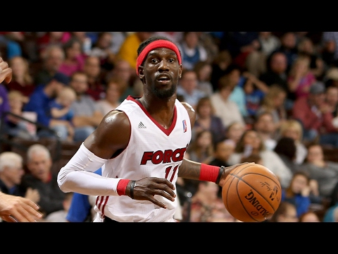 Briante Weber NBA D-League Player of the Month Highlights: January 2017