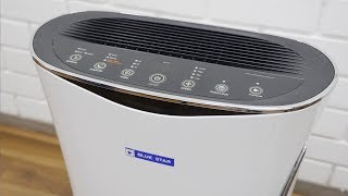 Air Pollution PM 2.5 Overview & Blue Star Air Purifier Review
