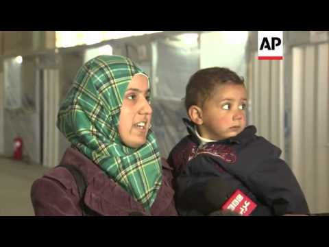 UNHCR confirms that Syrian refugee figure hits 1 million