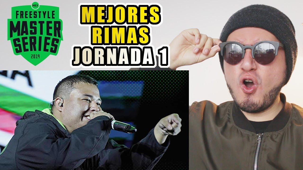 LAS MEJORES RIMAS DE MÉXICO (FMS JORNADA 1 - 2020)