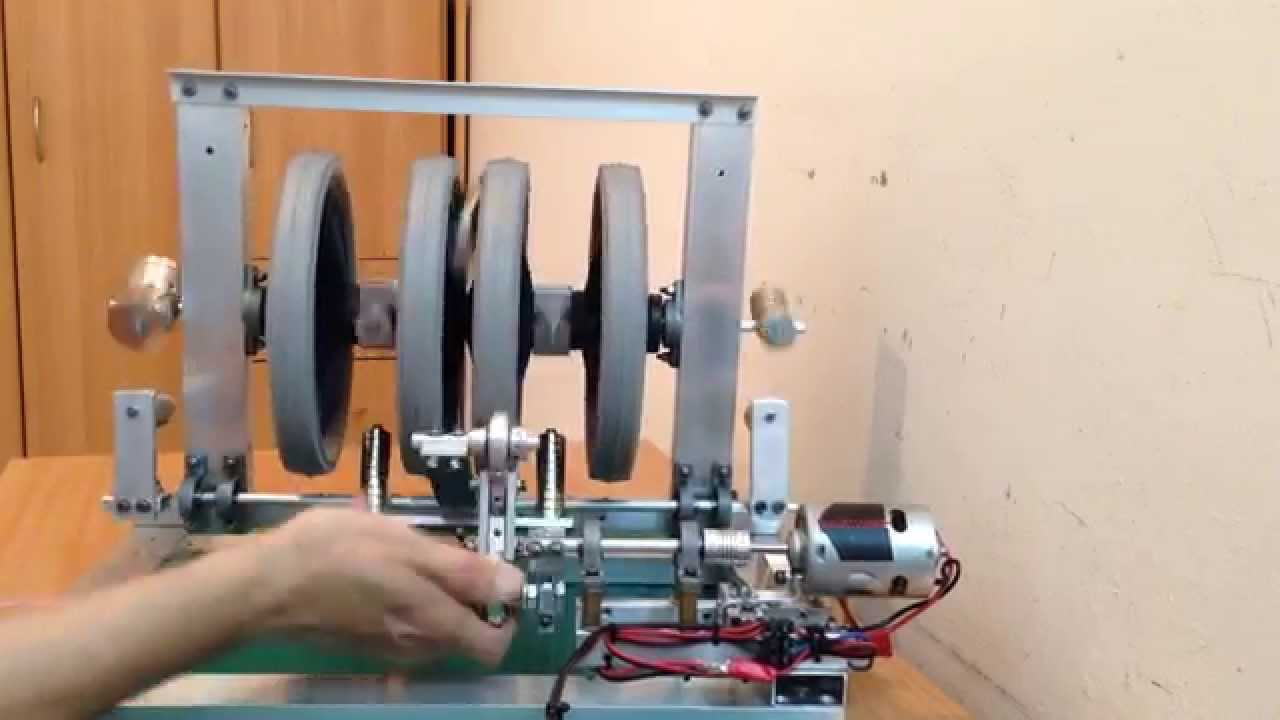... Permanent Magnet Generator (free energy low tech device?) - YouTube
