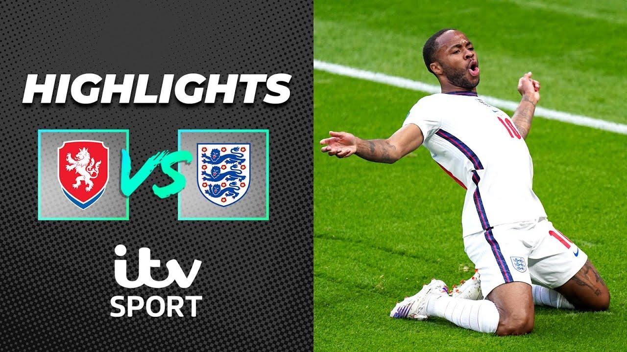 HIGHLIGHTS | Sterling Scores Again As England Beat Czech Republic | Euro 2020