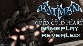 Batman Arkham Origins Cold, Cold Heart DLC: Gameplay Revealed!