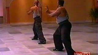 David Carradine Hung-Gar Strength and Power Workout 1/2