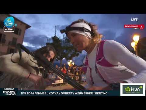 UTMB® 2017 Replay 2/7 (FR) -  Saint Gervais aux Contamines