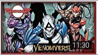| King Of Poison| Venomverse | Episode : 08| Marvel Comics In Hindi | Hindi Comic World |