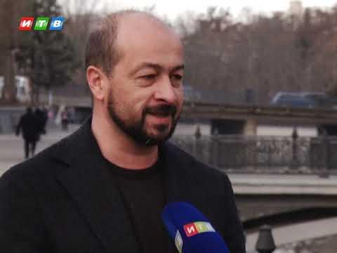 ТРК ИТВ: Зачем в Симферополе установили двойной забор на набережной Салгира