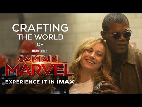 Playlist Captain Marvel