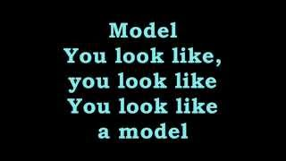 Repeat youtube video Model by Before You Exit (LYRICS)