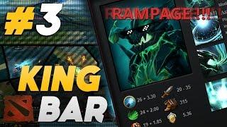 Easiest Rampage Ever - DOTA KING BAR #3