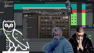 How To Drake Bad Bunny MIA in Kontakt and GETLOW Ableton Live 10.mp3