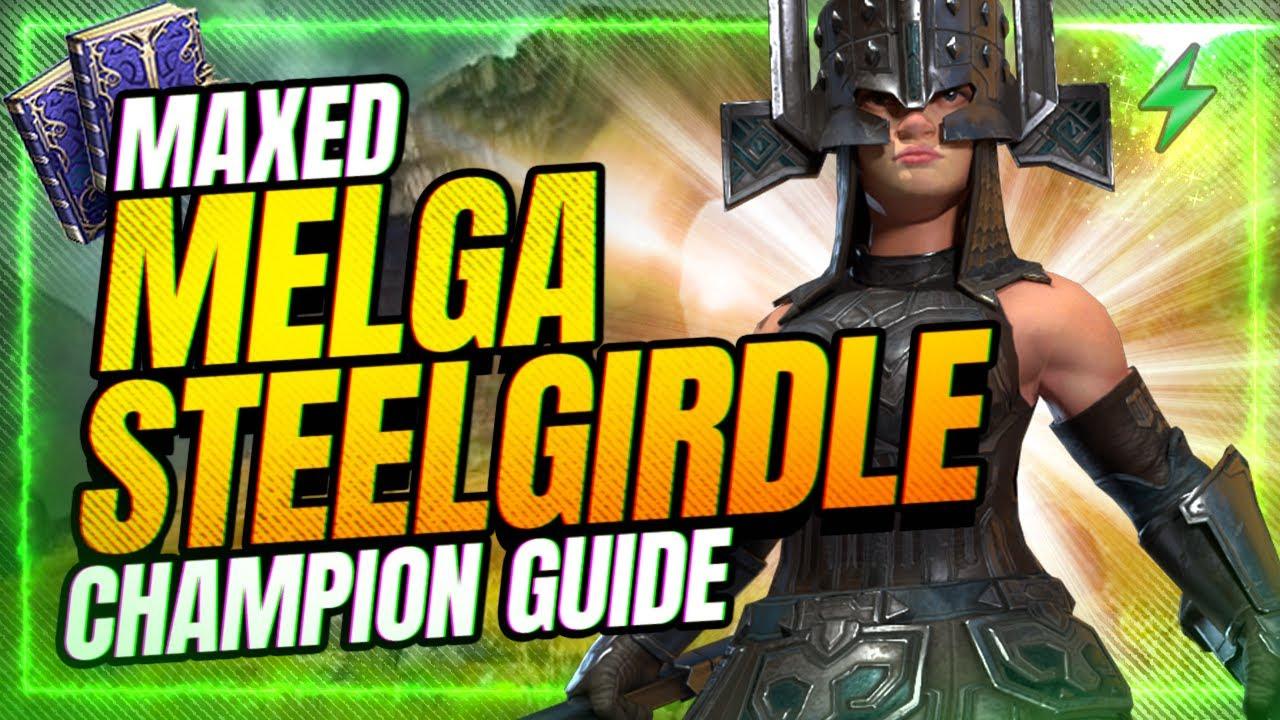 Download Melga Steelgirdle | FACTION WAR GODDESS! | RAID Shadow Legends