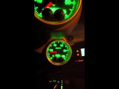 Autometer Elite Fuel Pressure Gauge flutter
