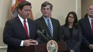 Gov. DeSantis declares State of Emergency amid coronavirus cases in Florida