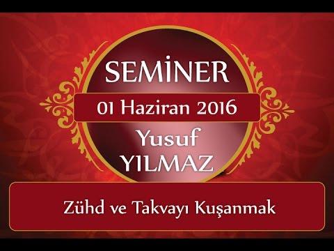 01 Haziran 2016 Dergi Editörü Yusuf...