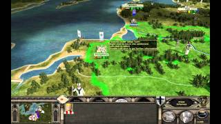 Medieval II TW Kingdoms Teutonic Campaign - Wrath of The Teutonic Order 1
