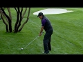 Phil Mickelson uses driver from deep rough at Waste Management の動画、YouTube…