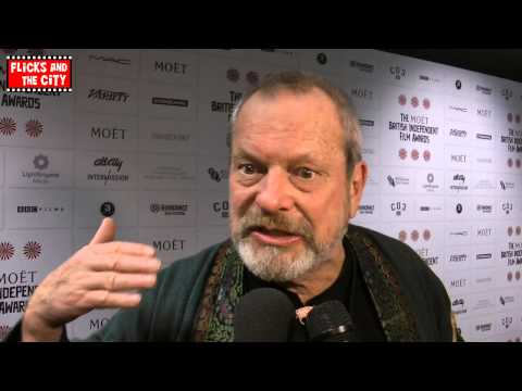 Terry Gilliam Interview - The Zero Theorem, Johnny Depp's Don Quixote, BIFAs 2012