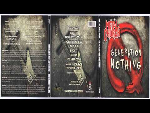 Metal Church - Generation Nothing (Full Album) [2013]