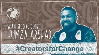 Quest for Global Empathy #1 - Humza Arshad #CreatorsforChange
