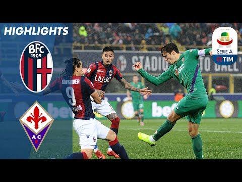 Bologna 0-0 Fiorentina | Bologna And Fiorentina Played Out To A 0-0 Stalemate | Serie A